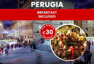 December Weekend in Perugia