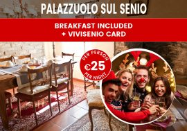 Christmas Holiday Offer in Tuscany
