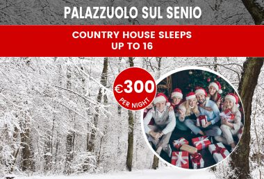 Christmas in Tuscany: Bed & Breakfast Holiday Offer
