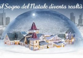 The Biggest Christmas Village in Italy Comes to Milan