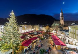 Bolzano Christmas Market: the Largest in Italy