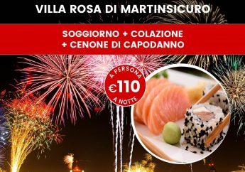 Capodanno in Abruzzo: cenone a base di pesce o di sushi