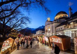 Mercatini a Merano: la magia del Natale in Trentino