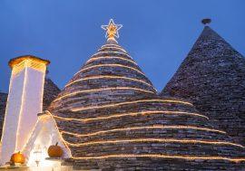 Alberobello: mercatini di Natale tra i Trulli