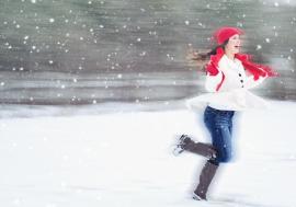 Nevelandia: il parco giochi sulla neve nel cuore delle Dolomiti