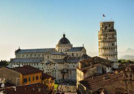 Pisa e i suoi maggiori monumenti: racconto di una scrittrice