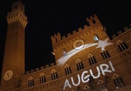 Christmas in the Tuscan City of Siena- More Magical Than Ever