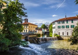 The Northern Italian City of Monza in a Single Day