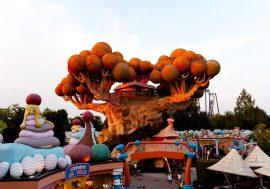 Il parco divertimenti numero uno in Italia: la magia di Gardaland