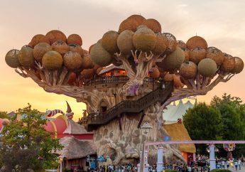 Italy's Number One Theme Park: Gardaland