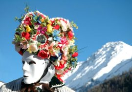 Carnival Traditions in Aosta: Coumba Freida