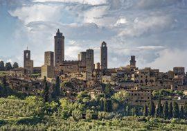 Visiting San Gimignano in Tuscany's Siena Province