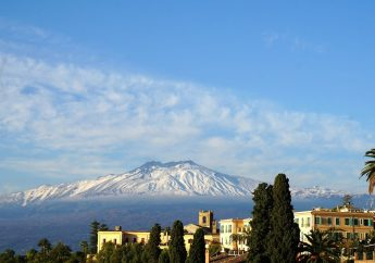 Sicily's Fascinating Mount Etna