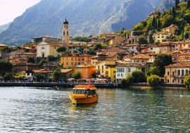 Non per forza devi smettere di viaggiare, andiamo aLimone sul Garda