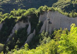 Le Piramidi di Zone: le strane formazioni in Lombardia