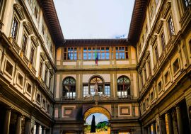 Virtual Tour of the Uffizi Gallery in Florence