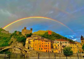 Dolceacqua: the Medieval Hamlet in Liguria