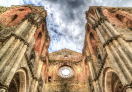 The Sword in the Stone: San Galgano in Tuscany