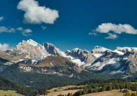 Il grazioso borgo alpino di Castelrotto