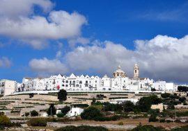 Locorotondo nella Puglia: Semplicemente Squisita