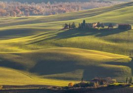 """Pienza in Tuscany's Val d'Orcia: the """"Ideal City"""" in Any Season"""