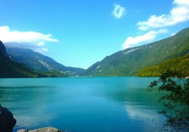 Family Fun at Trentino's Lake Molveno