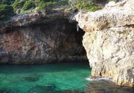 Hidden Beaches and Grottos of San Felice Circeo