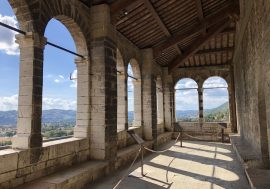 Visiting the Medieval City of Gubbio in Umbria