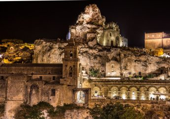 Matera: What to See in Sasso Caveoso and Sasso Barisano