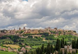 Orvieto: la magnifica città che sorge dal tufo