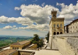 The Republic of San Marino: a Country Within a Country