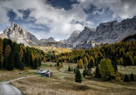 Cycling in Trentino: the Fiemme and Fassa Route in the Dolomites