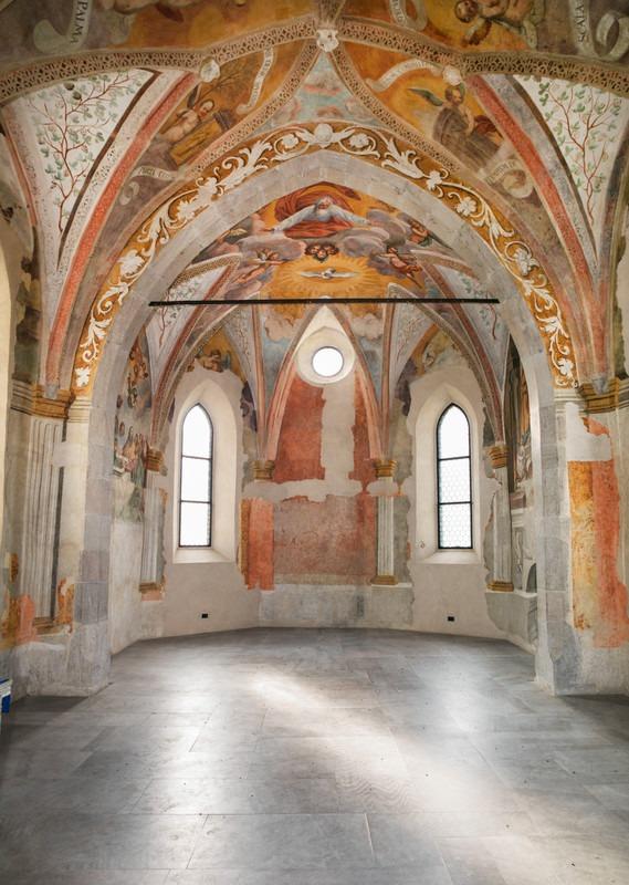 cappella-santa-maria-castel-caldes-trentino