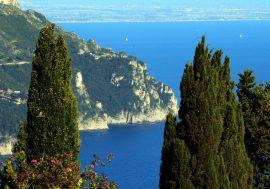 Villa Cimbrone sulla Costiera Amalfitana a Ravello