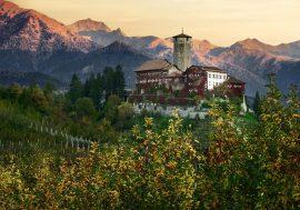 Girare per i Castelli in provincia di Trento: Val di Non e Val di Sole