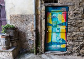 Valloria: the Italian Village Famous for its Painted Doors