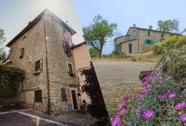 Where to Stay in Palazzuolo sul Senio: Torre del Vicario and Ca' di Scheta