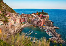 Vernazza in the Heart of Cinque Terre