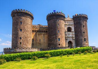 Cosa vedere a Napoli: il Castel Nuovo