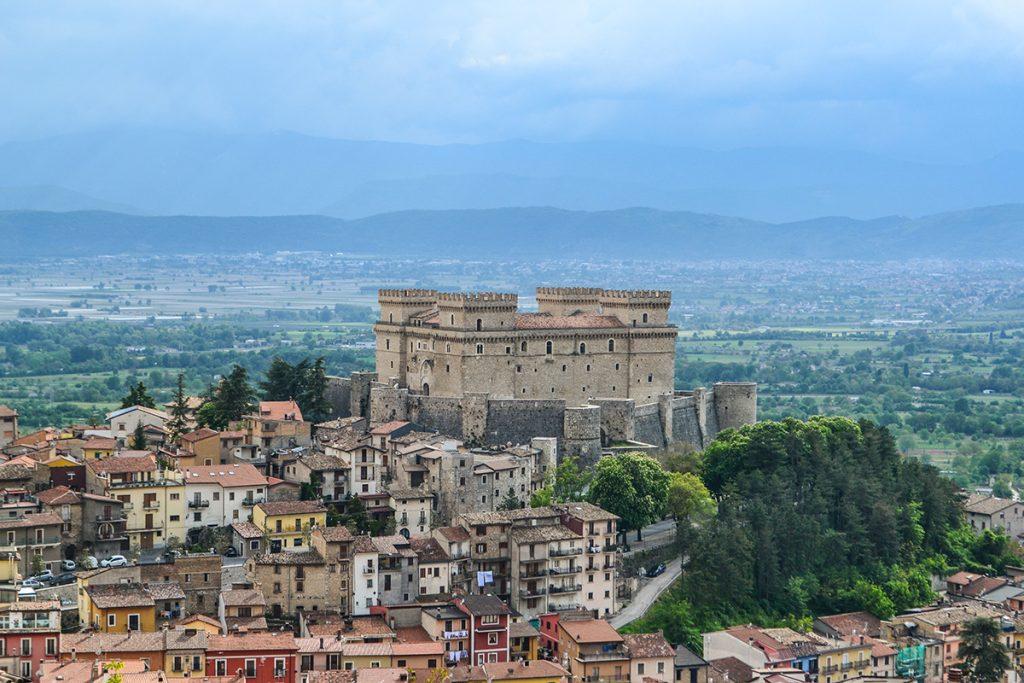 piccolomini-celano-abruzzo-castello