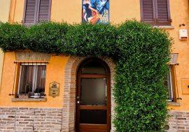 The Fishing Village of Borgo San Giuliano in Rimini