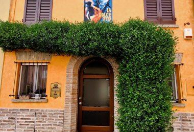 Il Coloratissimo Borgo di San Giuliano a Rimini