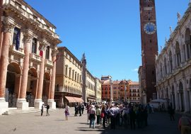 Visiting Vicenza, the Great Palladian City
