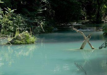 Il Parco Fluviale Alta Val d'Elsa in provincia di Siena