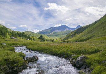 La Thuile nella Valle d'Aosta: Un paradiso tutto l'anno