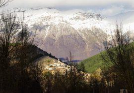 The Rivers in Abruzzo's Gran Sasso National Park